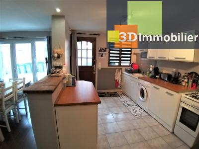 Secteur GEVINGEY (JURA), à vendre maison de 45 m², 1 CH, idéal location touristique, investisseurs., CUISINE