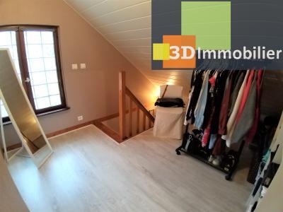 Secteur GEVINGEY (JURA), à vendre maison de 45 m², 1 CH, idéal location touristique, investisseurs., DRESSING