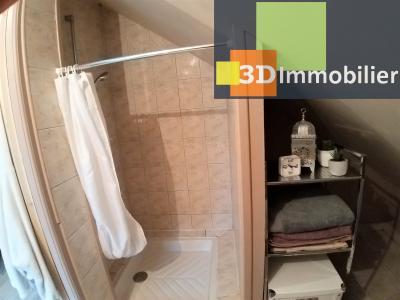 Secteur GEVINGEY (JURA), à vendre maison de 45 m², 1 CH, idéal location touristique, investisseurs., SALLE D