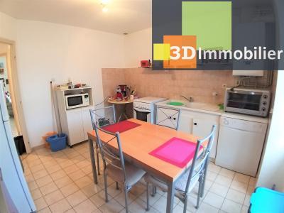 BEAUFORT (39 JURA), à vendre immeuble de 4 duplexes avec garages et extérieurs., CUISINE APPART 4