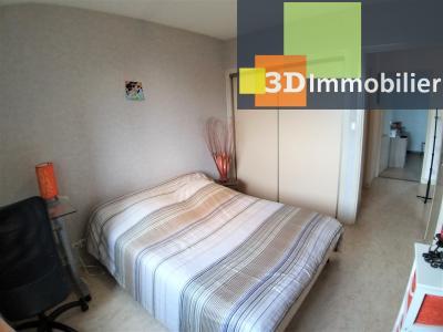BEAUFORT (39 JURA), à vendre immeuble de 4 duplexes avec garages et extérieurs., CHAMBRE 2 APPART 4