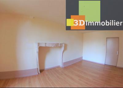 BEAUFORT (39 JURA), à vendre immeuble de 4 duplexes avec garages et extérieurs., SEJOUR APPART 1