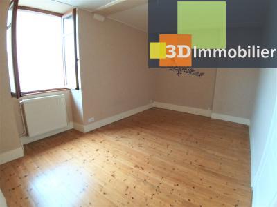 BEAUFORT (39 JURA), à vendre immeuble de 4 duplexes avec garages et extérieurs., CHAMBRE 2 APPART 1