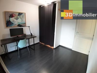 LONS-LE-SAUNIER (39 JURA), à vendre maison plain-pied, ossature bois, 3 chambres, terrain 1126 m²., CHAMBRE 3