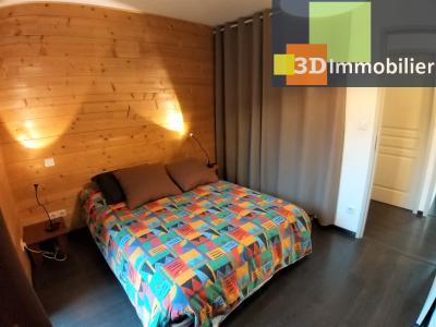 LONS-LE-SAUNIER (39 JURA), à vendre maison plain-pied, ossature bois, 3 chambres, terrain 1126 m²., CHAMBRE 1