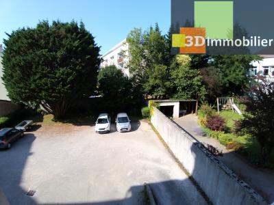 LONS-LE-SAUNIER (39 JURA), à vendre appartement centre avec terrasse, 3 chambres, 87 m² avec parking, PARKING