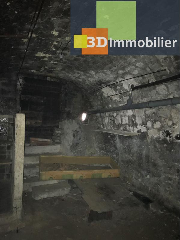 CAVE VOUTEE - 21 m²