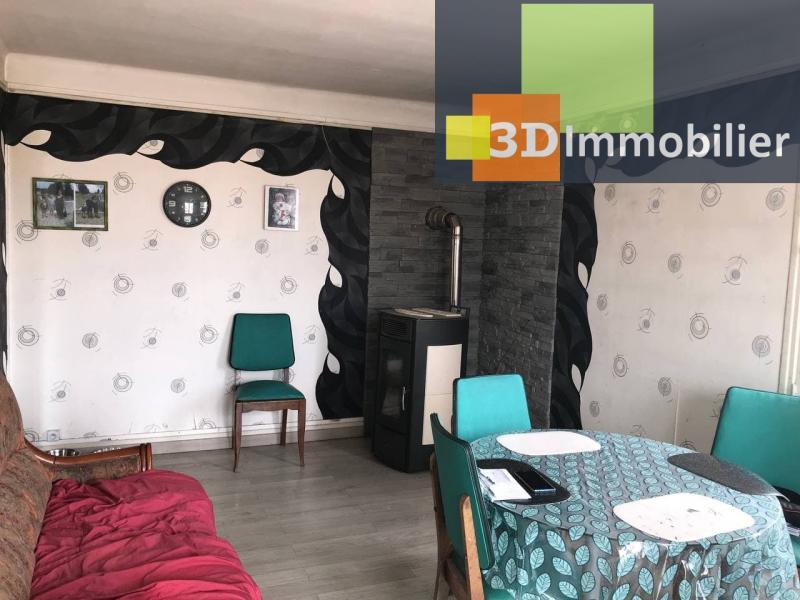 Saint-Florentin (89 YONNE), à vendre appartement, 4 pièces avec garage et grand balcon.