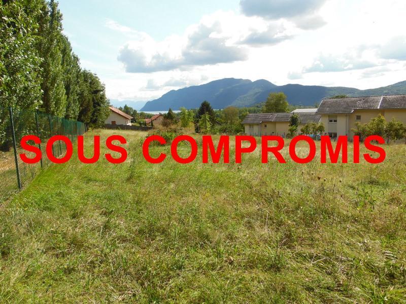 Chindrieux (73310) à vendre terrain constructible de 3263m2 vue sur le Lac du Bourget.
