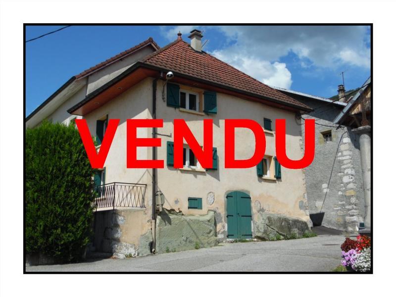 Chindrieux (73310), à vendre maison de ville en pierre.