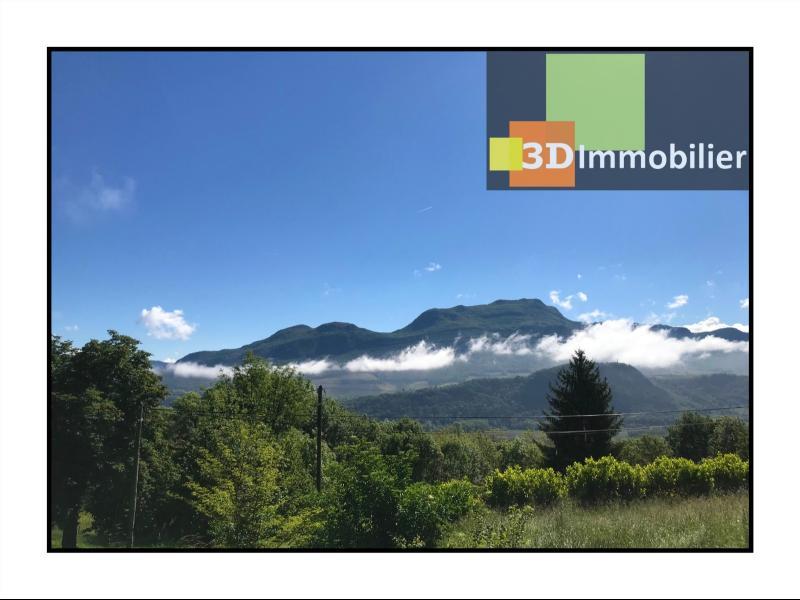 A VENDRE : Terrain constructible de 2200m2 sur la belle commune de Nattages vue sur la Dent Du Chat
