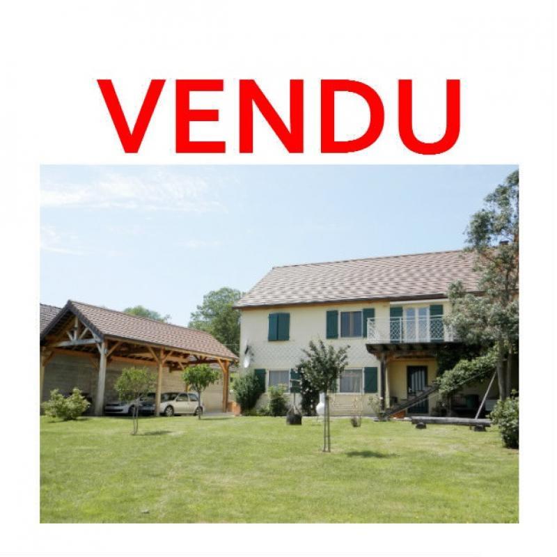 Secteur BRAINANS (39), à vendre maison 127 m² idéale passionnés équidés, terrain avec vue 14691 m².