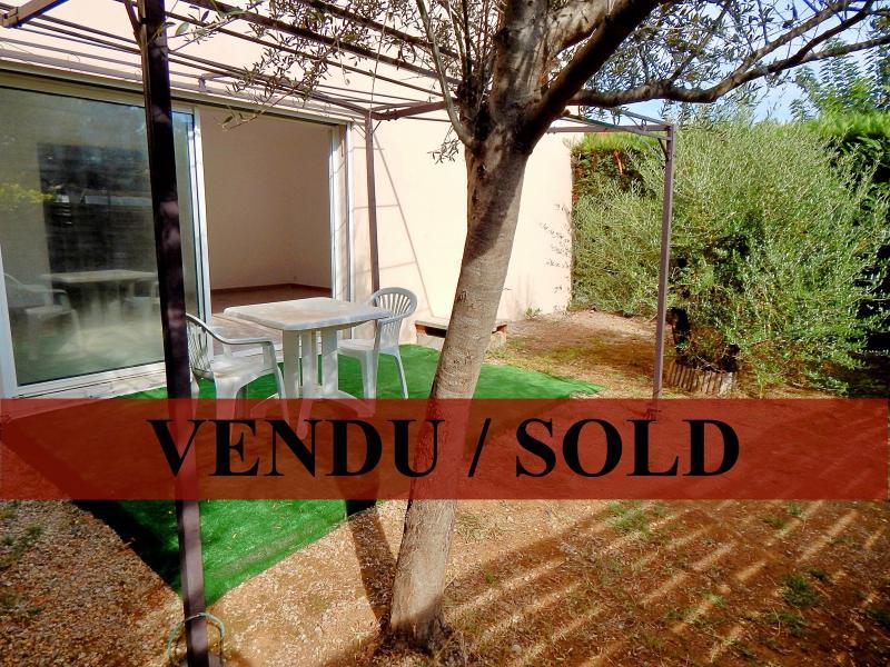 Le Cannet (06 )� vendre appartement duplex dans villa 91m2, 3 chambres, garage,  secteur Rocheville