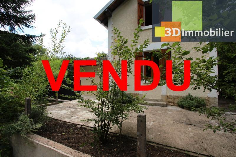 Secteur Bletterans (39 JURA), à vendre maison rénovée sans voisin, 2 chambres, 1170 m² de terrain.