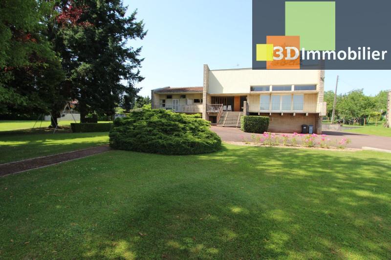 Axe poligny / Lons-le-Saunier, à vendre maison de 7 pièces sur 5620 m² de terrain