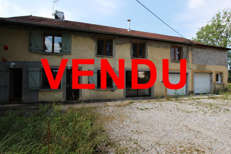 Secteur Clairvaux-les-Lacs (39 JURA), à vendre maison de campagne avec 2 logements indépendants.