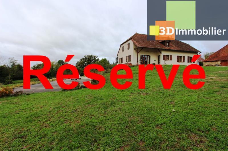 Proche Bletterans (39 - Jura) à vendre maison récente de 5 chambres sur 3000 m² de terrain.