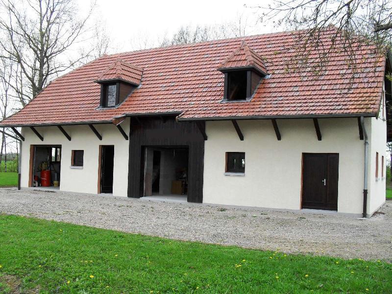 Bletterans (Jura), � vendre maison hors d'eau hors d'air
