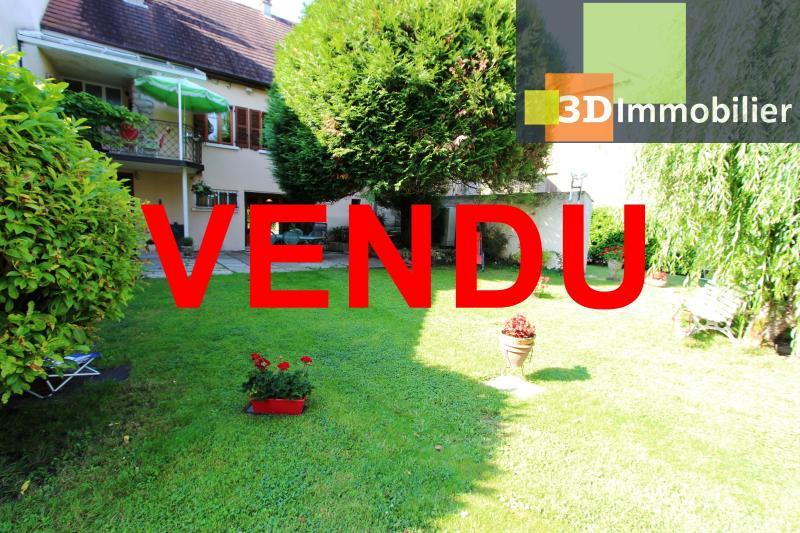 A  vendre en viager occupé, une maison évolutive en parfait état sur le secteur de Lons-le-Saunier.