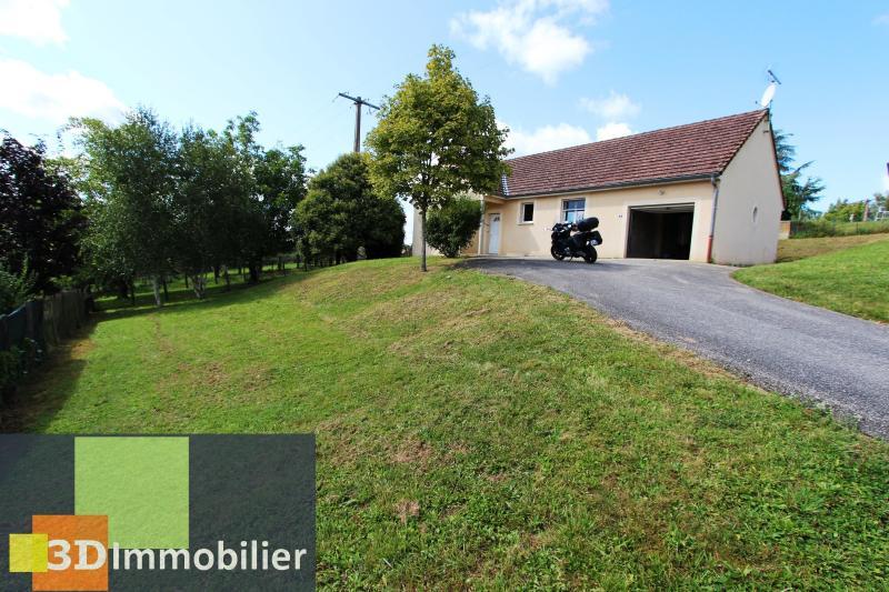 Lons-le-Saunier (JURA) NORD, à vendre maison contemporaine de plain-pied, 3 chambres.