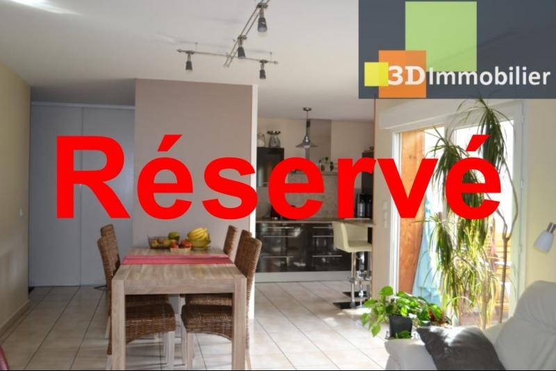 Vallée verte (74420), vends très bel appartement T4 mansardé, surface habitable 95 m2.