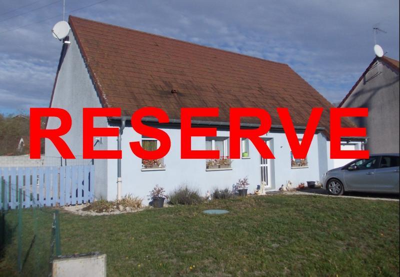 MONT SOUS VAUDREY (39380) A VENDRE  maison r�c�ente POUR INVESTISSEURS  rendement de 5,95% brut.