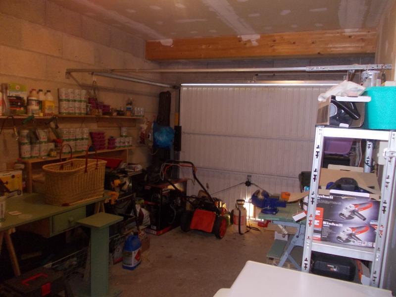 garage 16m²