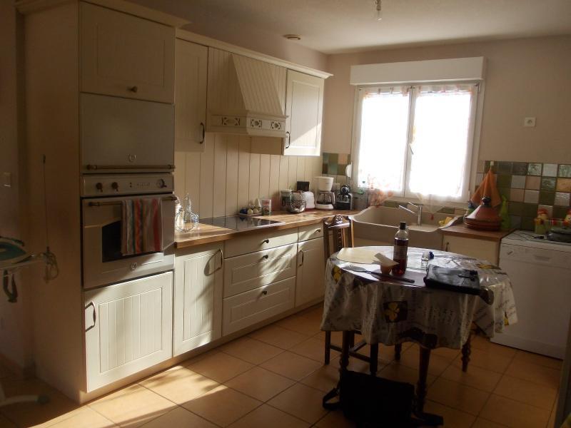 cuisine équipée ouverte 5.5m²