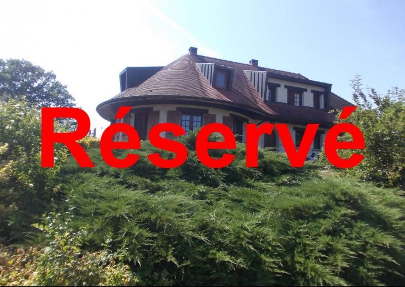 Proche Chaussin, vends belle maison de 7 pi�ces, 135m�, d�pendances sur 4800m� de terrain arbor�