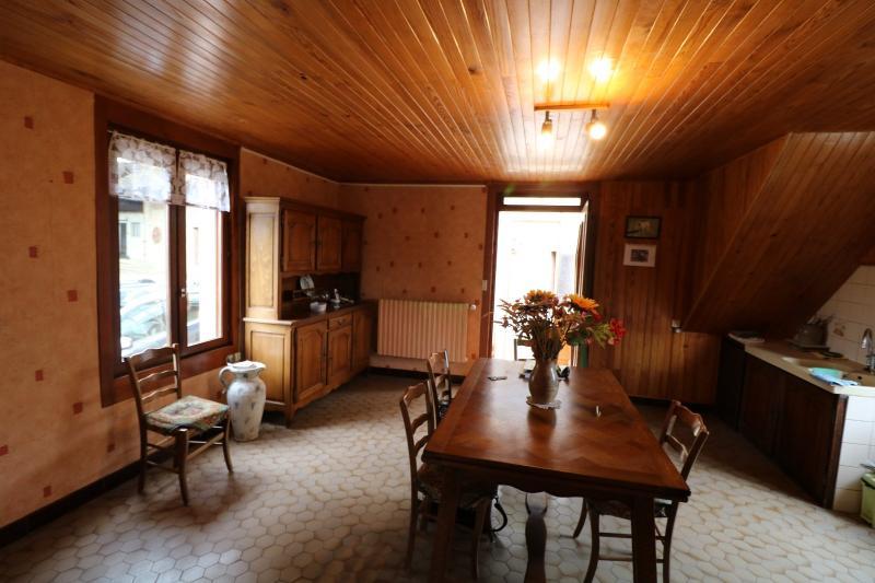 cuisine salle à manger 25m²