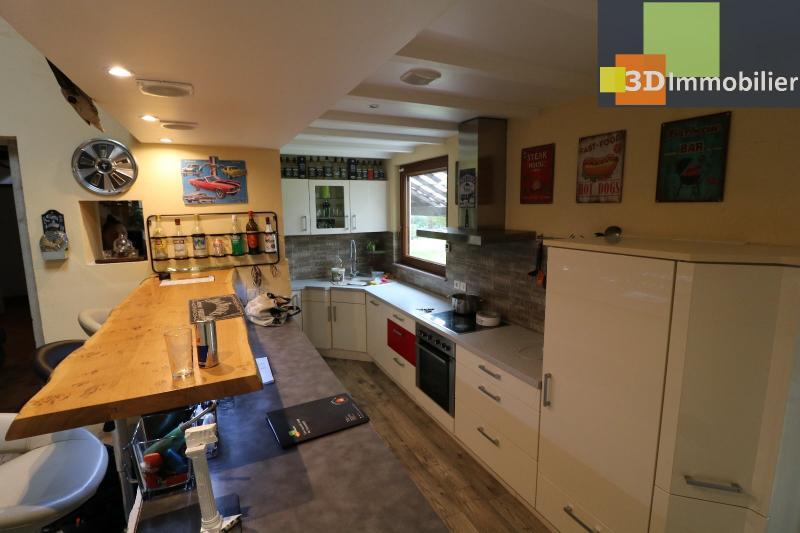 cuisine équipée ouverte 11m²