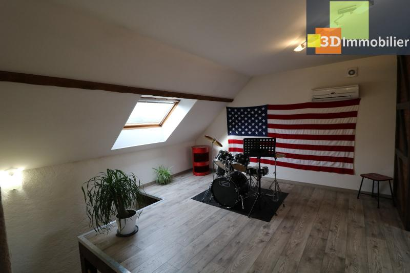salon mezzanine étage 20m²