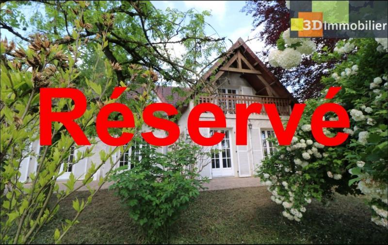 Proche CHAUSSIN vends très belle maison de 6 pièces, 196 m² , garage sur 1100m² de terrain clos.