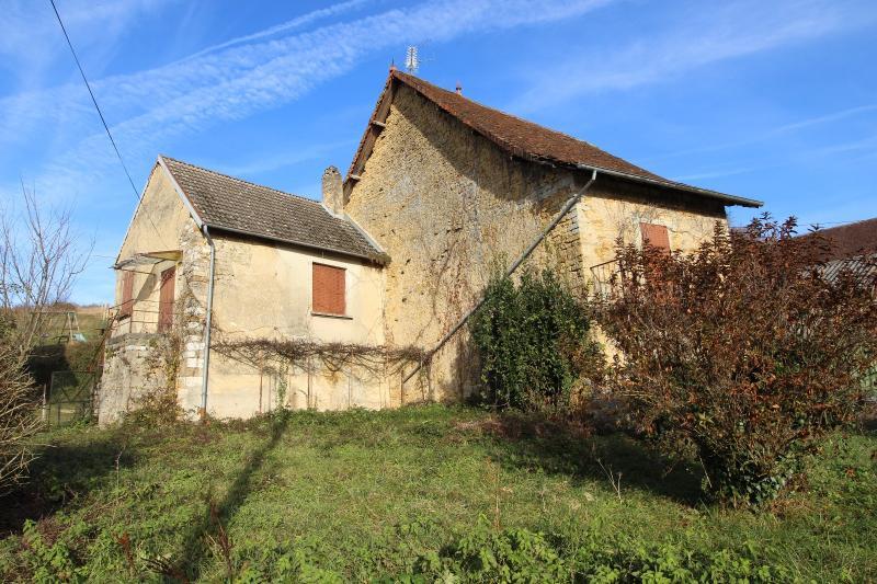 VENTE Secteur TOULOUSE LE CHATEAU, A VENDRE maison � restaurer dans sa totalit�- 94 m�