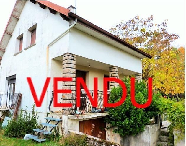 LONS-LE-SAUNIER 39 Jura 10km � vendre Maison ind�pendante 85m�env., 3 chambres sur terrain 840m�env.