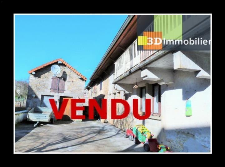 ORGELET JURA Vends Maison 100m²env. et grandes dépendances attenantes sur terrain 477m²env.