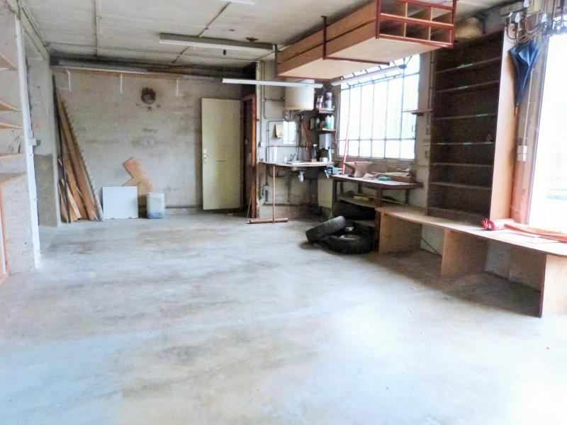 rez-de-chaussée pour activité  professionnelle ou aménagement en appartement
