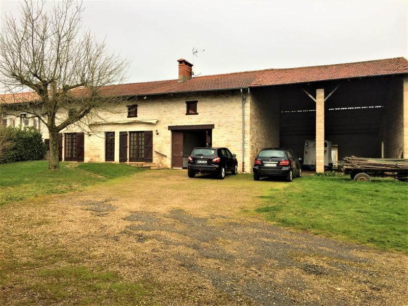 maison et hangar