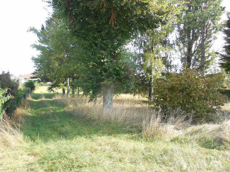 PARCEY, 39100, A vendre terrain constructible de 3054 m� arbor� centre village