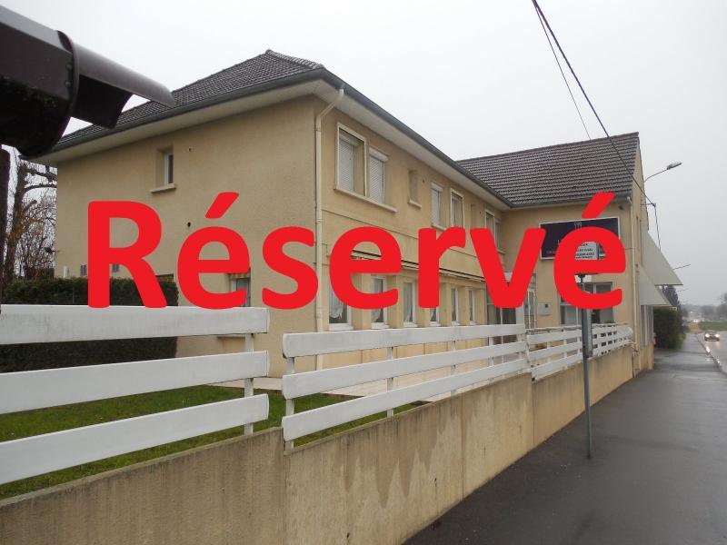 DOLE, 39100, Hotel restaurant 9 clefs, salle a manger 60 personnes, bar, terrasses, parking.