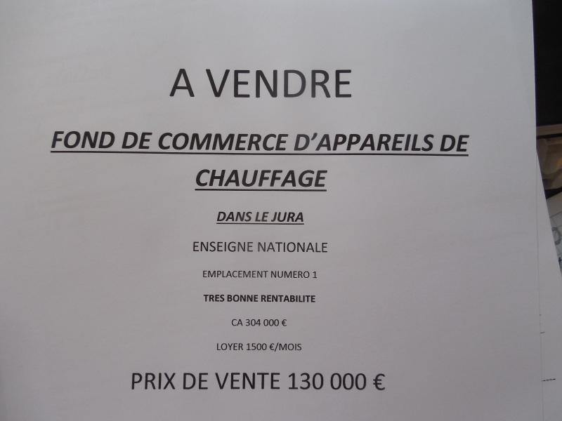 DOLE,39100 Entreprise vente et installation d'appareils de chauffage, emplacement num�ro 1