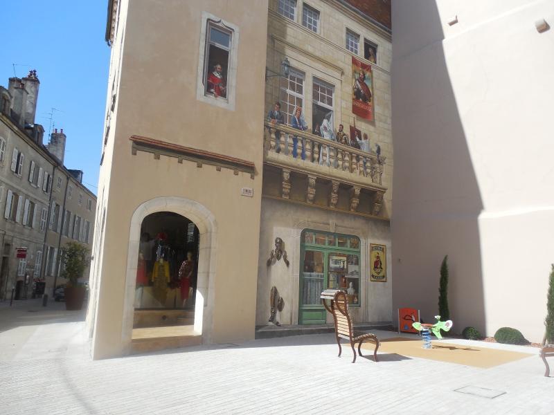 DOLE, 39100, Local commercial, emplacement n�1, bail tous commerces, 59 m�, rue pi�tonne touristique