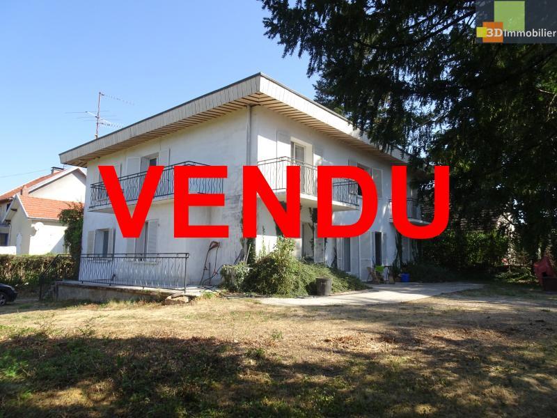 DOLE, 39100, Vaste villa de 300 m² sur sous sol, comprenant 7 chambres sur un terrain de 1500 m²