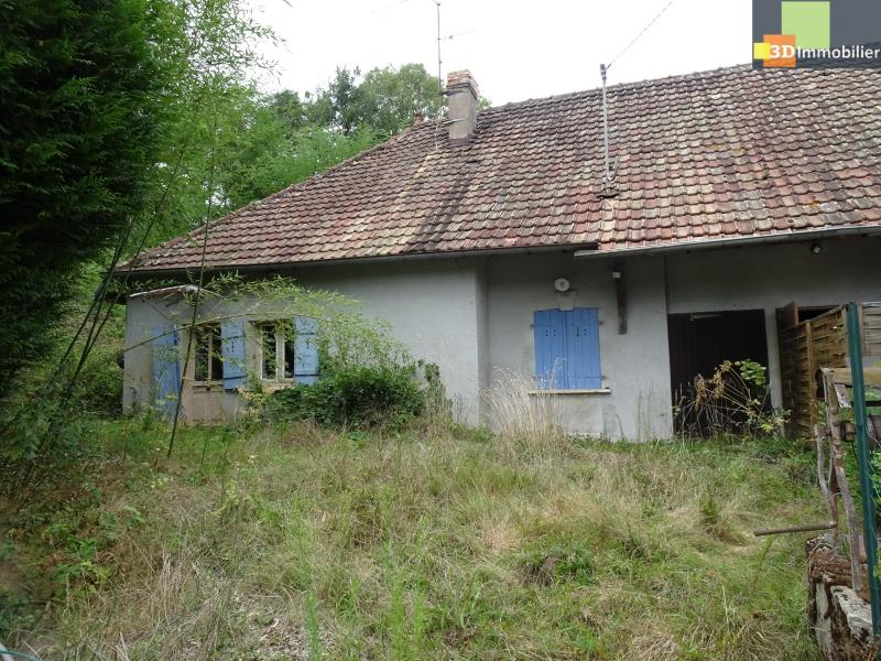 La Vieille Loye (39380) , A VENDRE Maison mitoyenne à restaurer de 60 m²? 4 pièces, sur 1500 m².