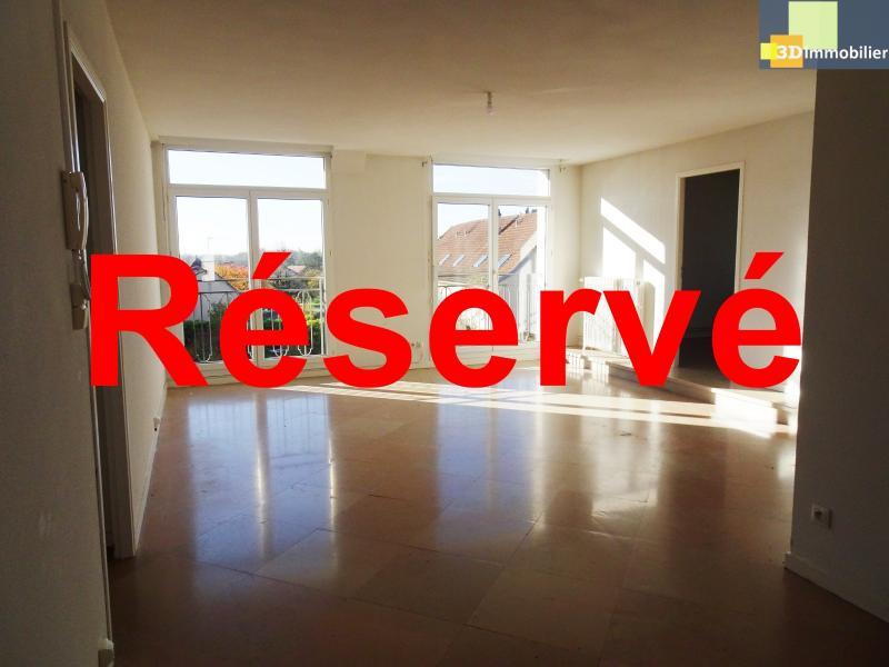 DOLE, 39100, Appartement 78 m², 3 chambres résidence privée, parking, au calme