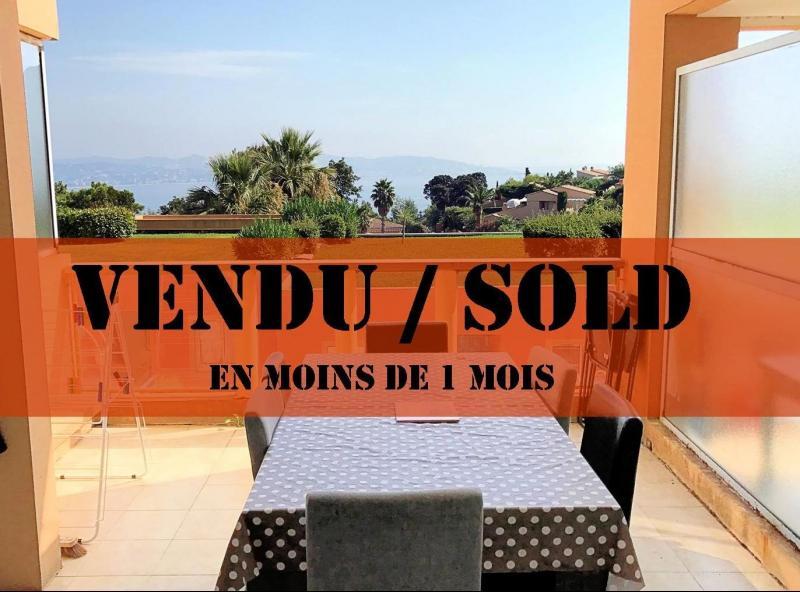 Th�oule sur Mer (06 Alpes Maritimes), � vendre appartement vue mer, 2 terrasses 12m2 & 5m2, parking