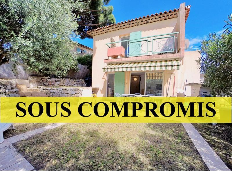 Cannes (Alpes Maritimes) � vendre villa 114 m�, 4 chambres, jardin 110m2, garage, secteur Petit Juas