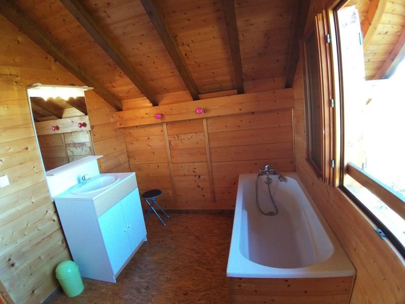 CHALET 1 salle de bain