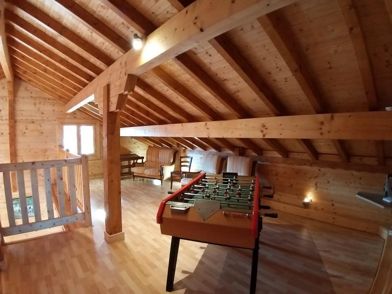 CHALET 1 mezzanine