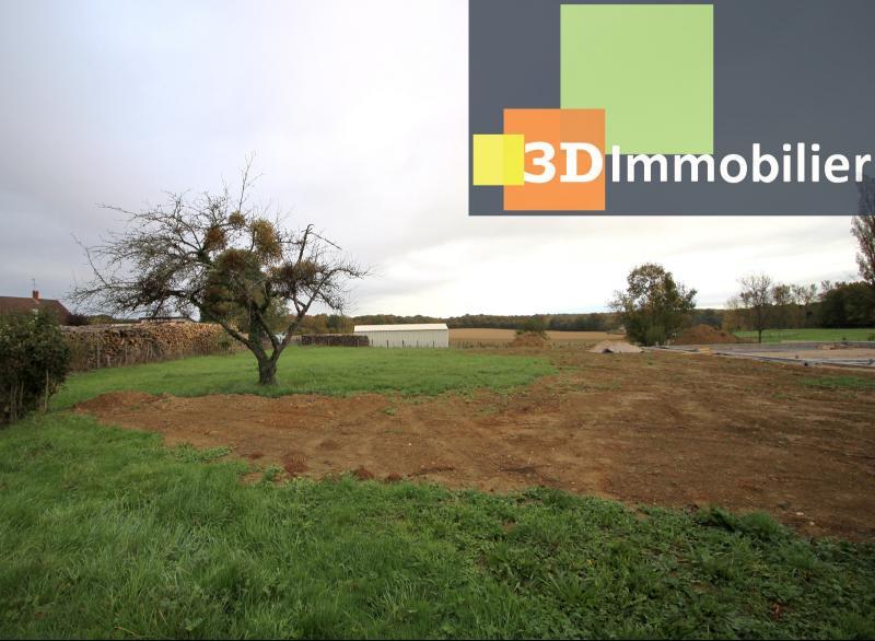 Secteur SAVIGNY-EN-REVERMONT (71 SAONE ET LOIRE), à vendre terrain constructible de 1233 m².